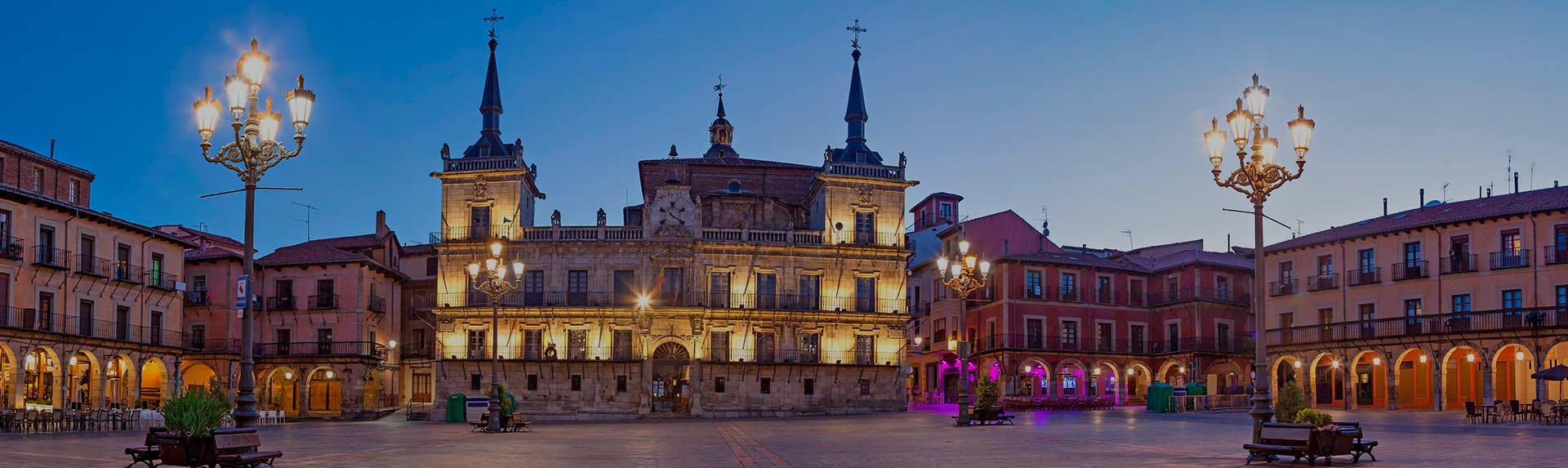 UPL Plaza mayor de león