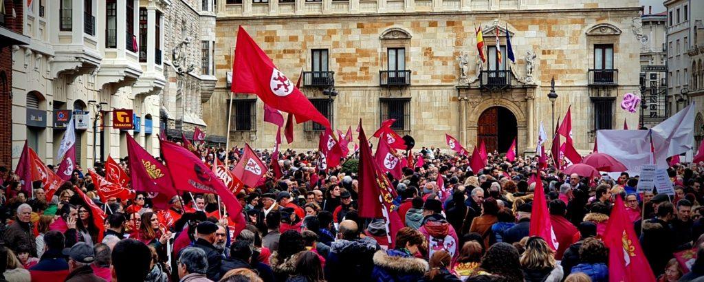 manifestacion leonesista